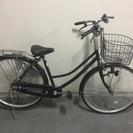 自転車 27型  ¥6,000 マットなブラック