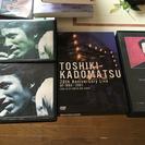 角松敏生 ビデオ&DVD