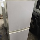2012年  シャープ  137L  冷凍冷蔵庫  売ります
