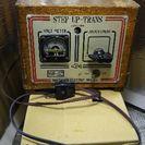 昭和レトロな変圧器