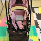 新生児から使えるA型ベビーカー コンビ メチャカルファースト