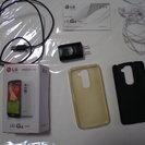LG G2miniの付属品+ケース
