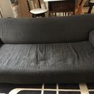 ソファー 濃いグレー