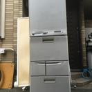National 404L 5ドア大型冷蔵庫 NR-E402U