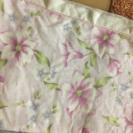 綿毛布、ピンク