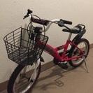16インチ・子ども用自転車!(美品です)