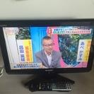 1万円 シャープ 20V型  液晶テレビ ブラック AQUOS L...
