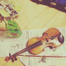 子供バイオリン教室