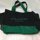 【STARBUCKS】美品 トートバッグ ミニ