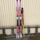 スキー板と靴 差し上げます!