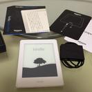 【美品】Kindle paperwhite 白 定価14000円