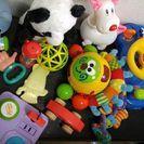 【再値下げ】【中古】新生児~1歳頃までのおもちゃ
