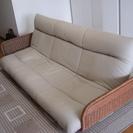 ソファベッド譲ります。