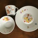 スージーズーマグカップとお皿のセット(中古)②