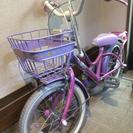 子供用自転車16インチジュエルペット♪