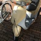 ホンダのスクーター
