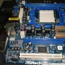 マザーボード ASRock N68-VS3 FX 中古