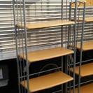 ★オープンシェルフ 本棚 書棚 収納★5段③
