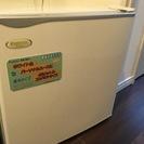 コンパクト冷蔵庫 お引き取りに来て頂ける方