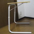 3段階角度調整可能  テーブル