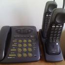 コードレス電話 SHARP CJ-H400 子機2台