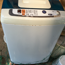 洗濯機  (商談中)  6キロ