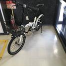 浦安から、軽整備済み シボレー 折り畳み自転車