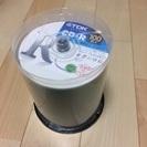 未使用分CD-R