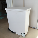 分別ペダルペール ゴミ箱 タテ型 33L