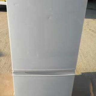 交渉中SHARP  ノンフロン冷蔵冷凍庫 SJ-KB14-FG