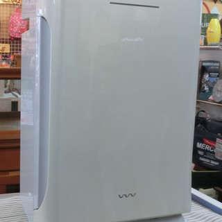 サンヨー 加湿機能付き空気清浄機 ABC-VWK60C 2010年...