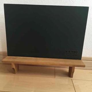 【インテリア黒板】