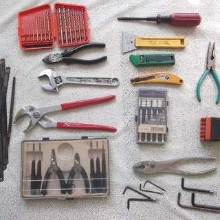 交渉中です★激安★便利工具17種類20数点まとめて★600円★