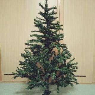 *取引中*クリスマスツリー 150cm ミュージックライト