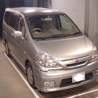 日産セレナ!!2005年式 車検3...