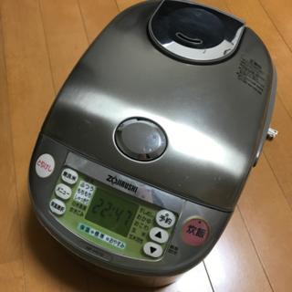【中古】象印 炊飯器