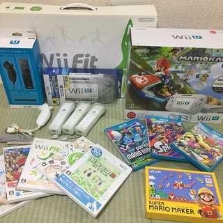 WiiU マリオカート8/スプラトゥーンなど