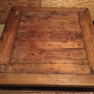 バリ島家具 木製テーブル