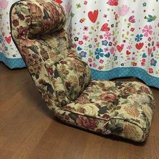 腰サポート座椅子②