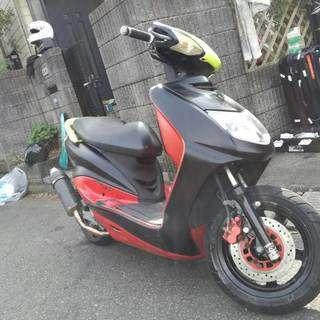 シグナスX125 SE12J