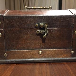 宝箱 アンティーク ボックス