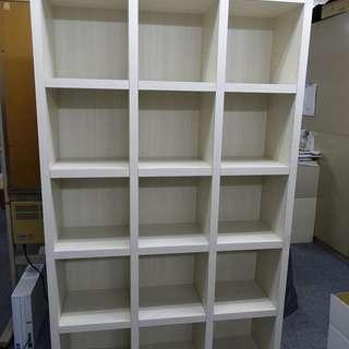木製本棚 W1100xD300xH1800 2台