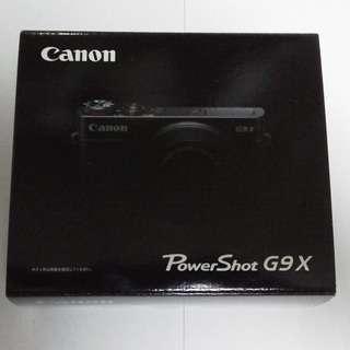 Canon デジタルカメラ Power Shot G9 X(BK)