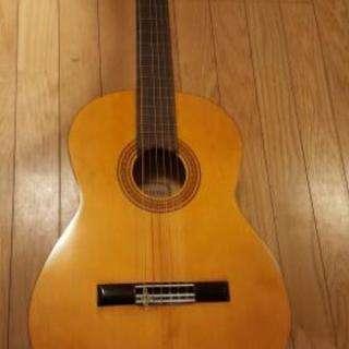 中古ギター カバー付き