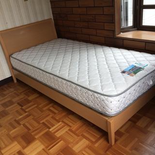 シングルベッド(フランスベッド社製)