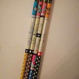 ポケモンバトル鉛筆