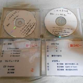 (小林由直&吉水秀徳作品集)マンドリン音源CD