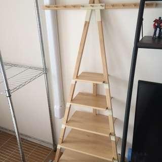 IKEAのシェルフです。引き取りに来ていただける方差し上げます。