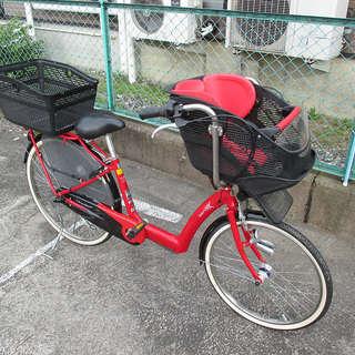 2012ブリヂストン 子供乗せ自転車 アンジェリーノ 取りに来てい...