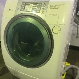 8キロドラム式洗濯機